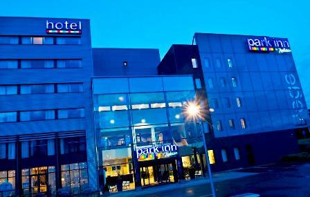 Hôtel Park Inn by Radisson Liège Airport