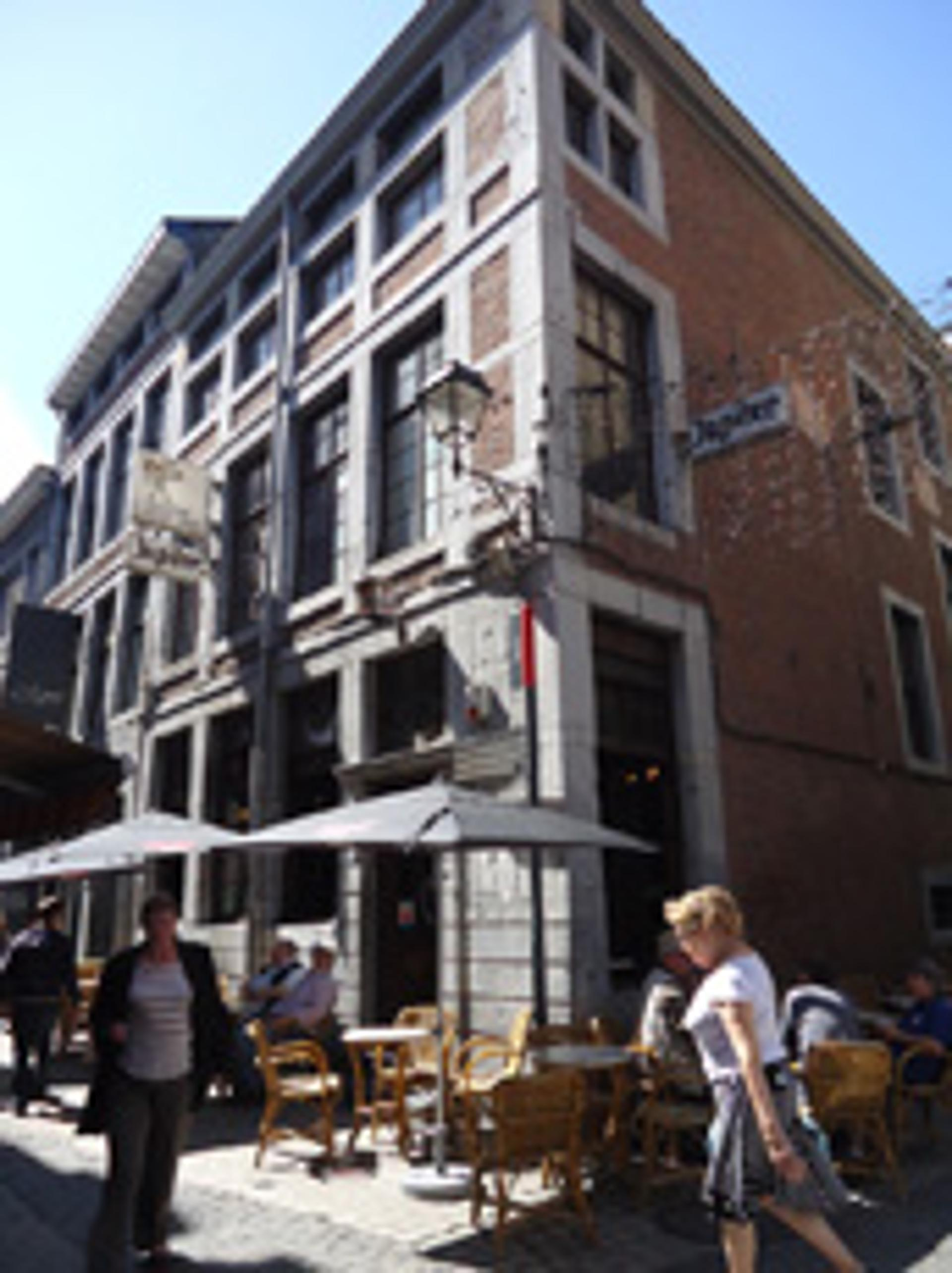 Taverne Saint-Paul, à Liège