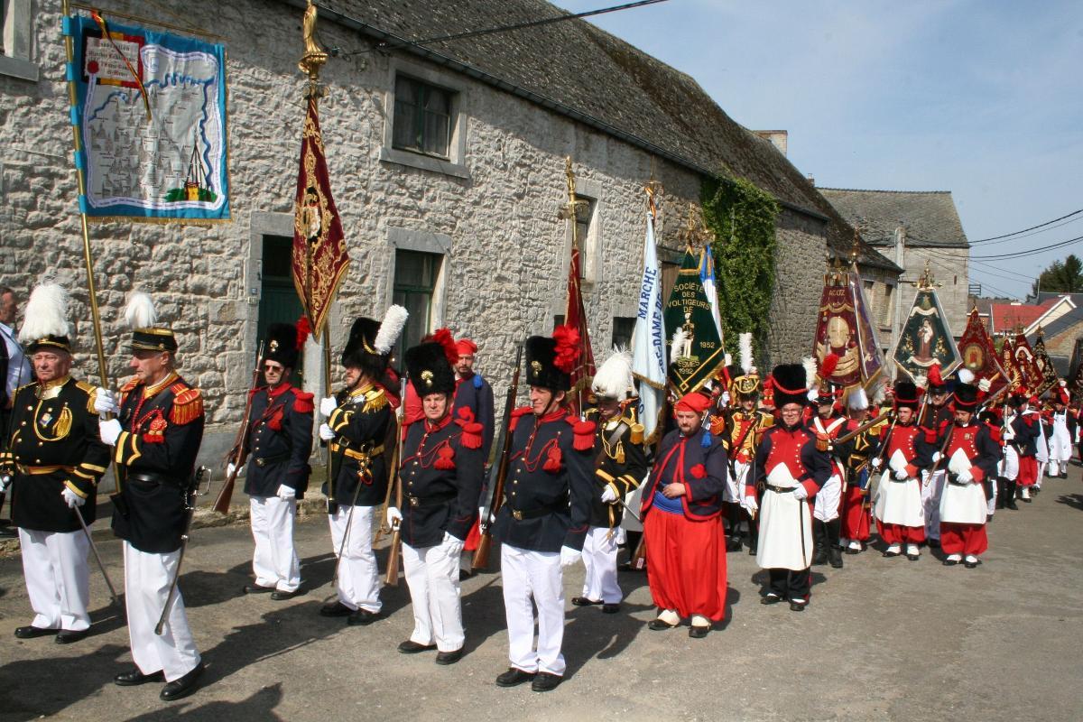 Marche Saint-Fiacre de Tarcienne