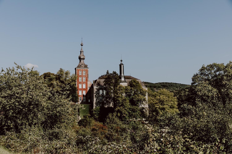 Grande Traversée de la Forêt du Pays de Chimay- Tronçon Nismes-Hierges