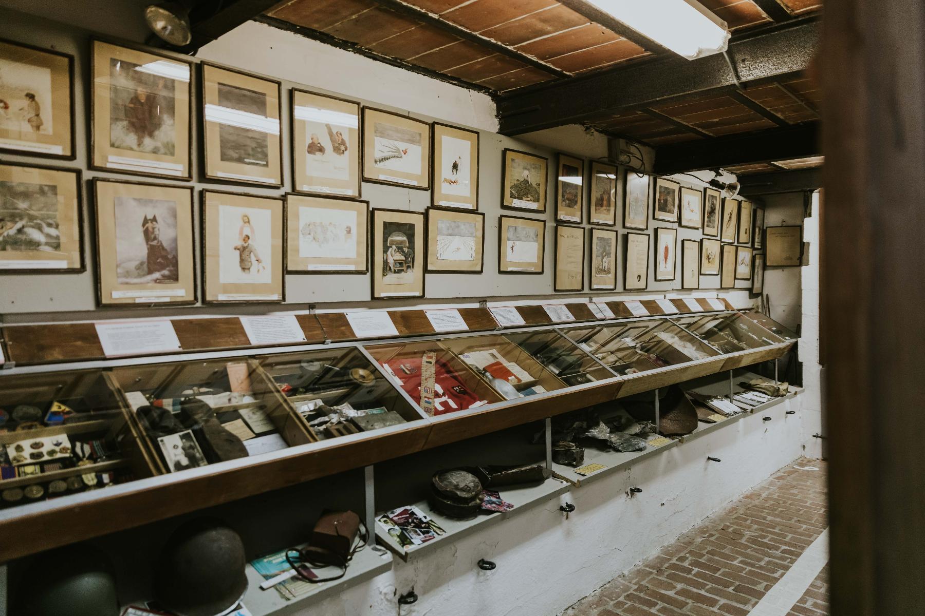 Musée 40-44 Lieutenant Cook - CM Tourisme