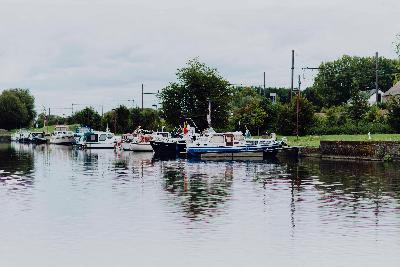 Port de plaisance d'Erquelinnes
