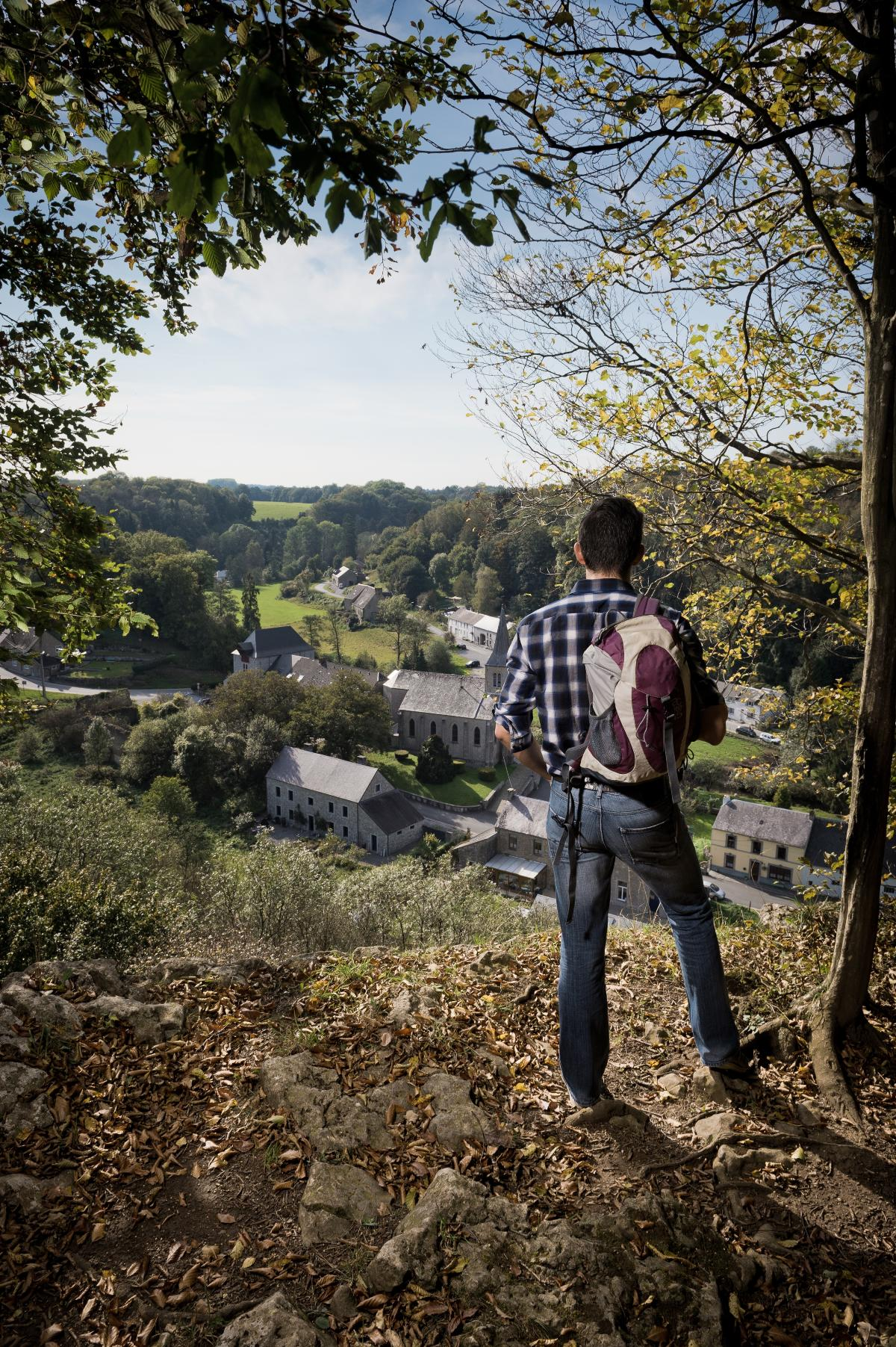 Lompret, un des Plus Beaux Villages de Wallonie