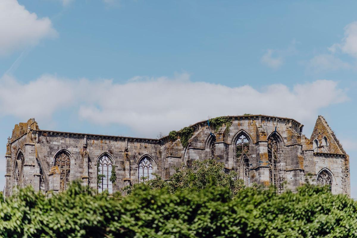 Promenade de l'abbaye d'Aulne
