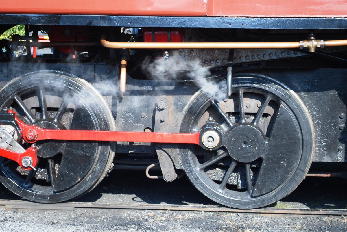 Festival du train à vapeur