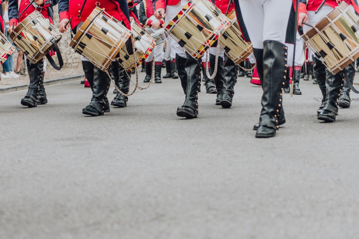 Marche Saint-Roch de Thuin