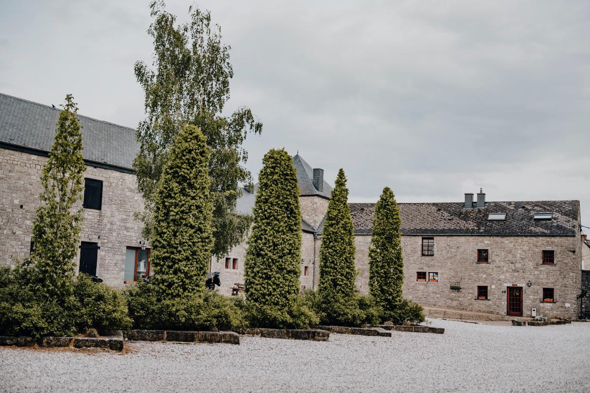 Ferme Château Laneffe : Le Fournil