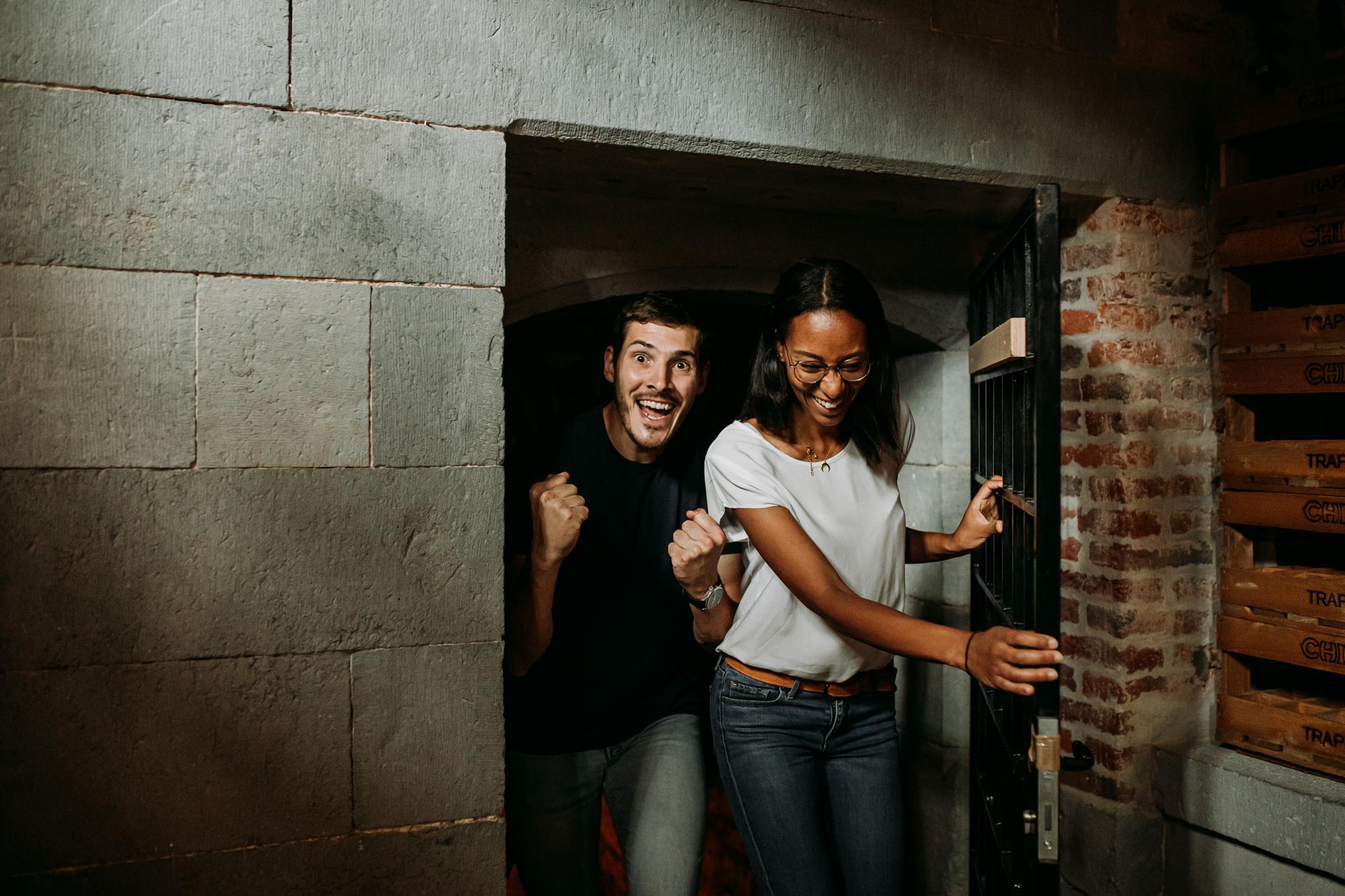 Chimay Escape Room