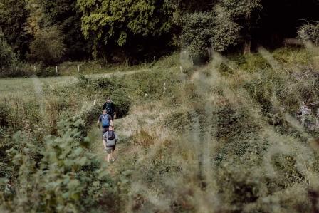 Grande Traversée de la Forêt du Pays de Chimay- Tronçon Chimay-Nismes