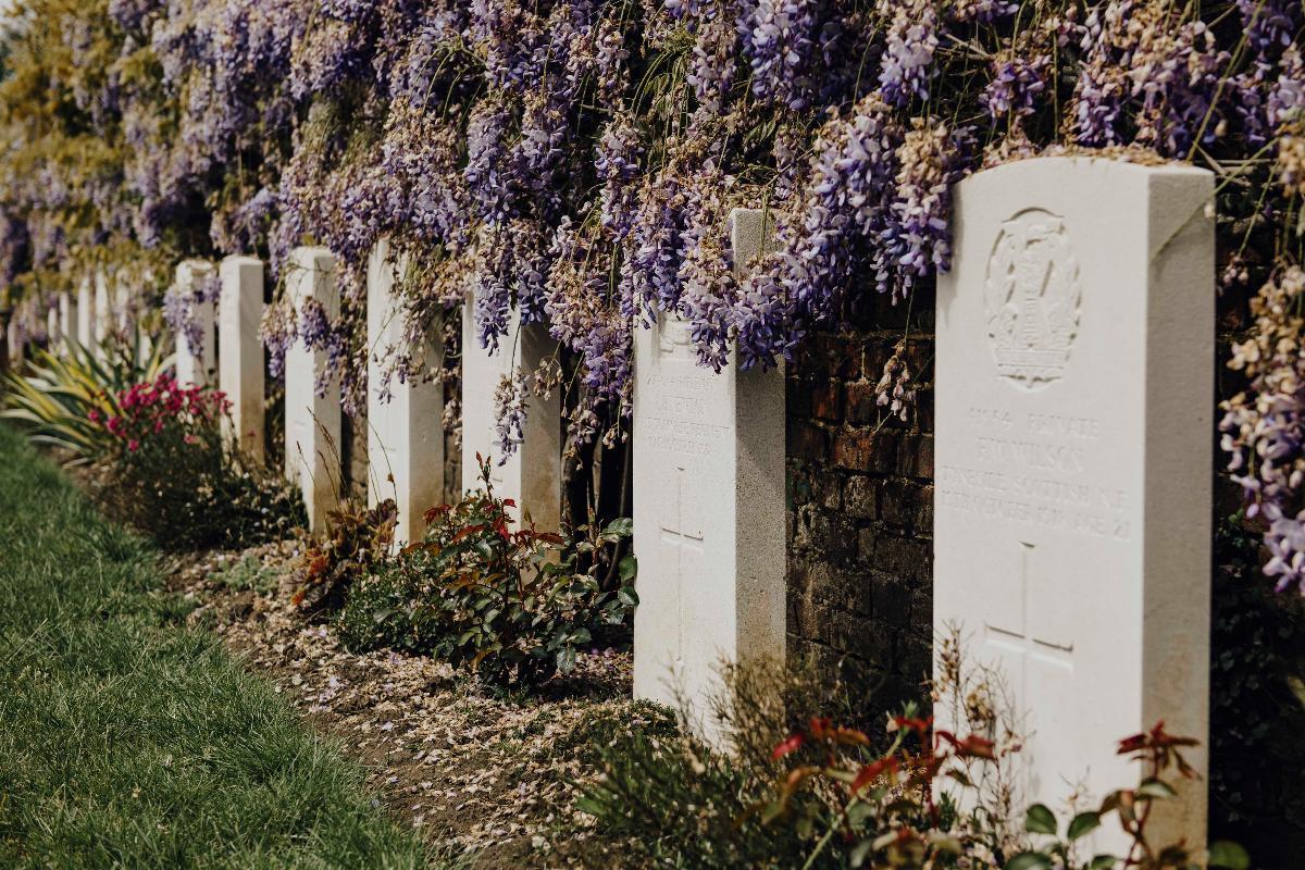 Militaire begraafplaatsen van Erquelinnes