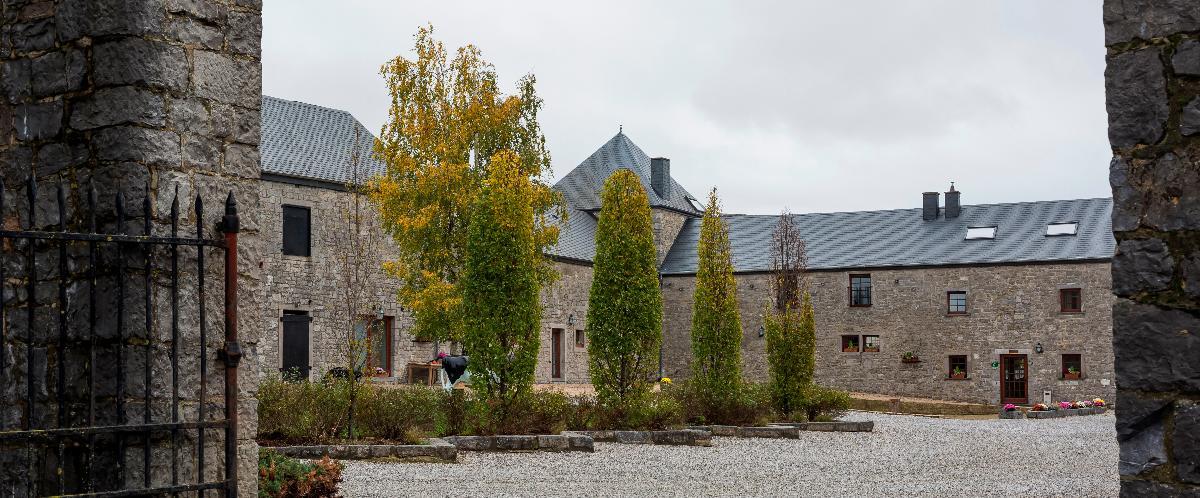 Ferme Château Laneffe : L'Atelier