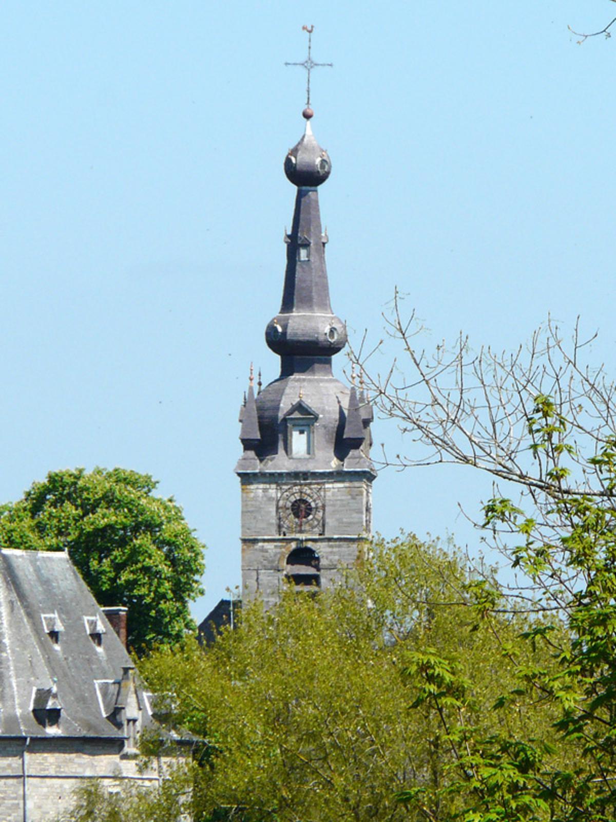 Collegiale kerk Sts Pierre en Paul