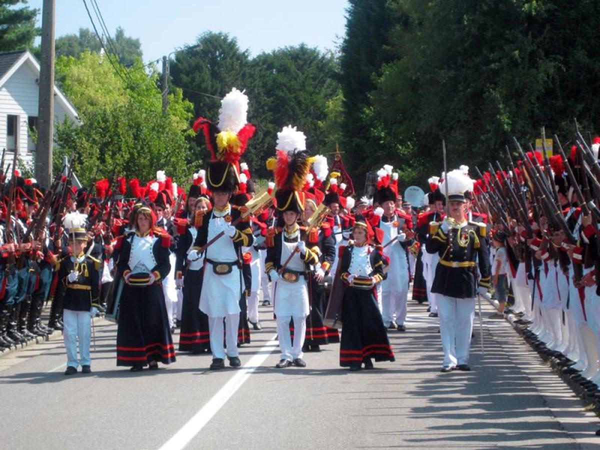 Marche Saint-Roch et Saint-Frégo d'Acoz