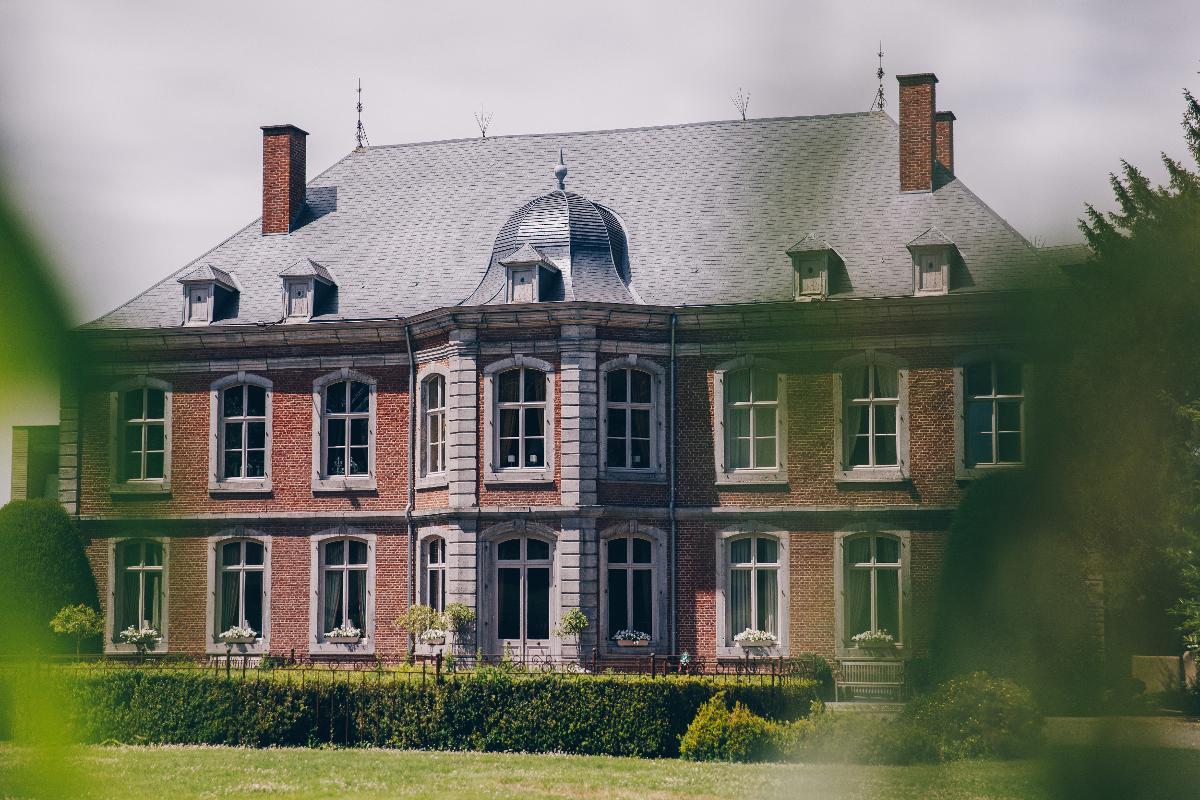 Château de Wanfercée