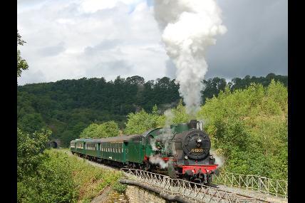 De Bocq spoorweg