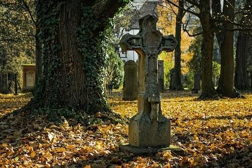 Visite du cimetière de Wépion