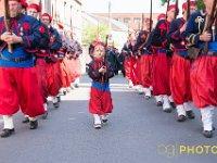 Marche folklorique Saint-Berthuin et Saint-Mutien à Malonne