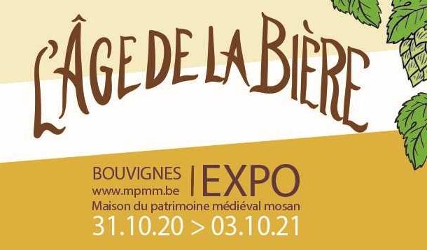 Visite guidée gratuite de l'exposition l'âge de la bière