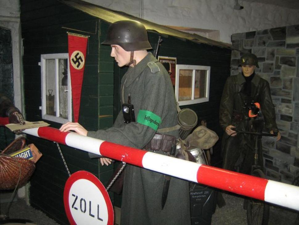 Douane allemande