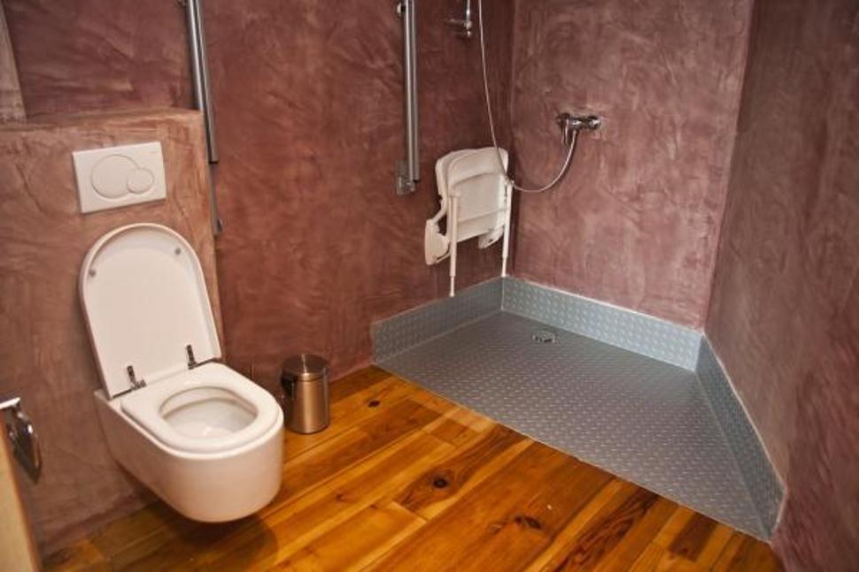 Ferme de la Strée - douche