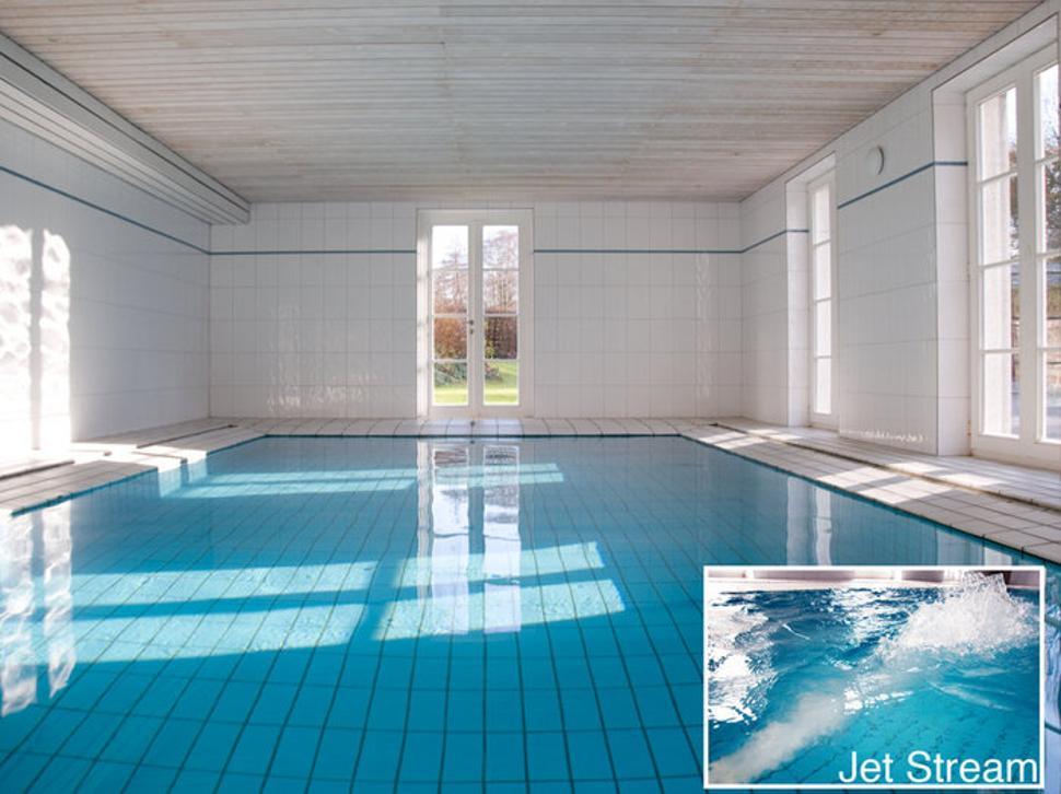 Boukai moulin piscine