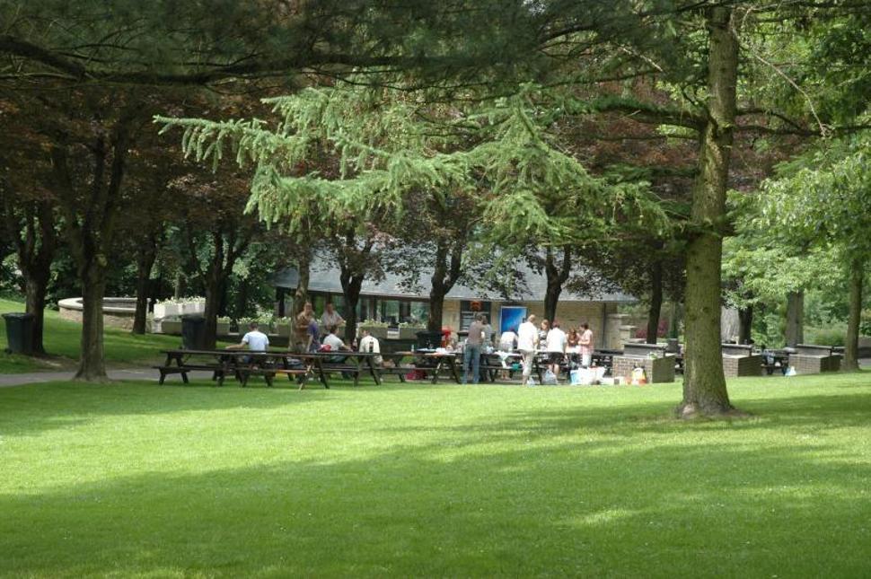 Domaine provincial de Wégimont - Wégimont - Barbecue