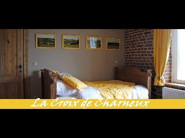 LA FERME DE LA STREE - Ch Croix De Charneux