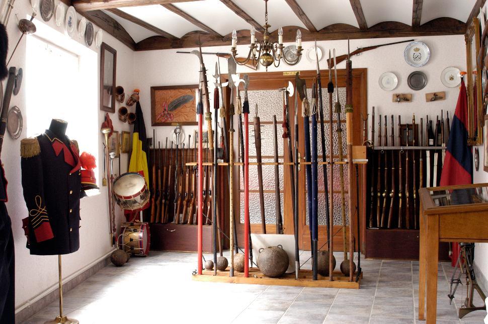 Musée des francs-arquebusiers salle