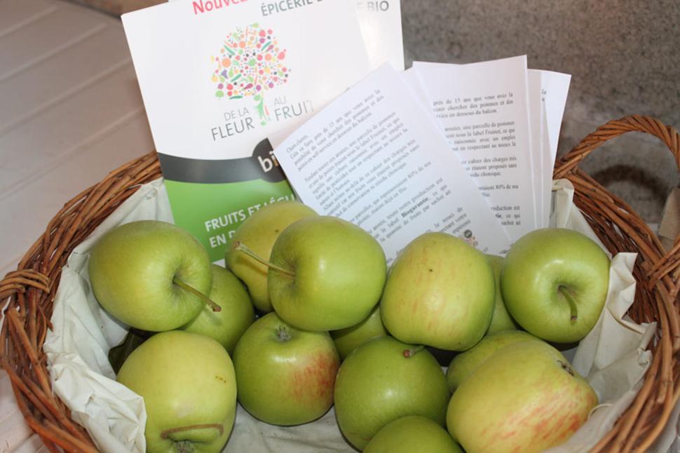 Pommes panier Laduron