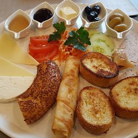Lunch Köf-Thé