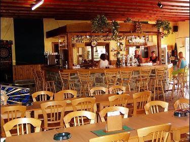 Cafétaria Camping Vieux Moulin