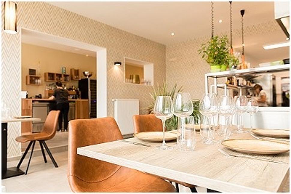 Concept Gourmand salle