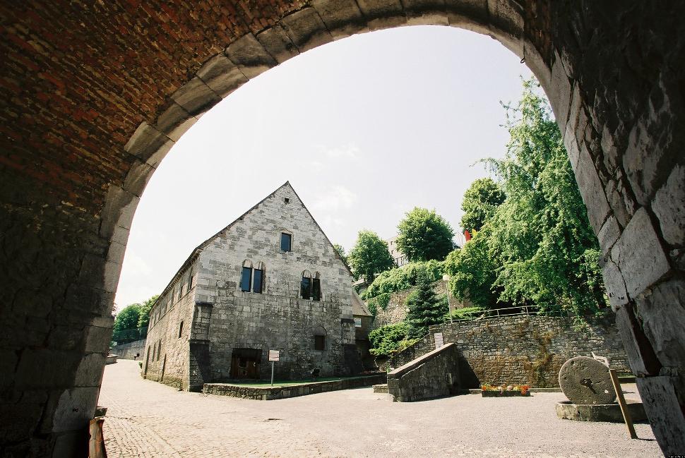 Moulin brasserie de l'abbaye de Floreffe 1