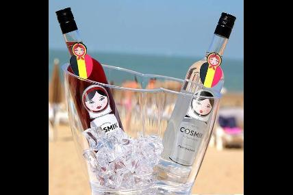Cosmik Apéro & Pure Diamond Vodka