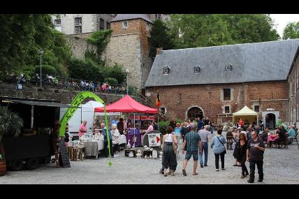 Marché artisanal & gourmand - Floreffe