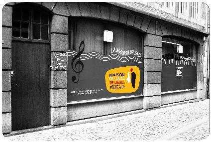 Maison du Jazz de Liège et de la Communauté française