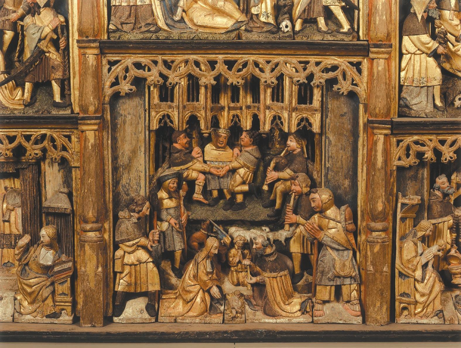 MUSEE DES ARTS ANCIENS - TRESOR D'OIGNIES (TreM.a)