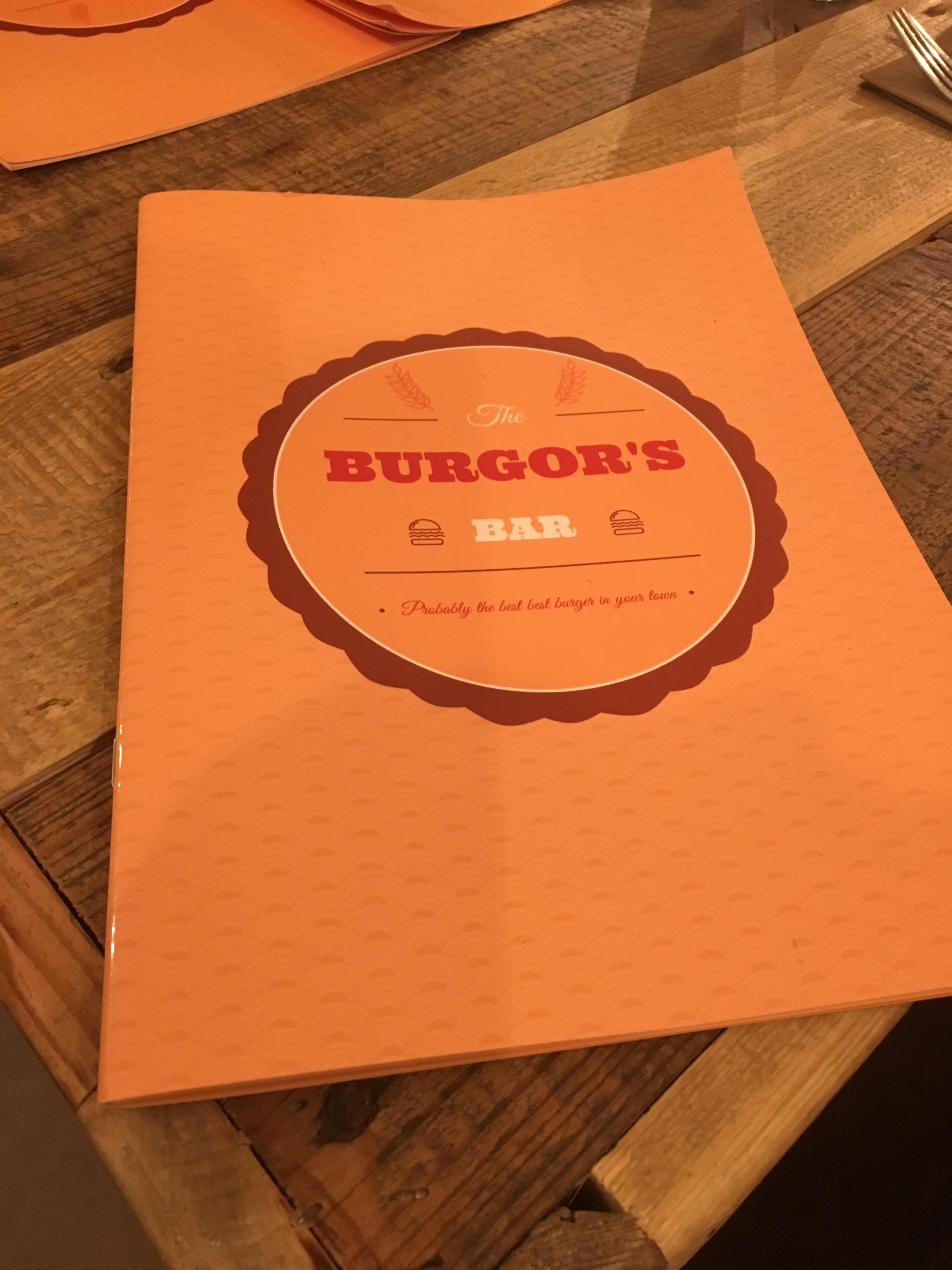 Burgor's Bar