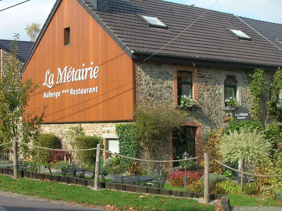 La Métairie et son Auberge - Restaurant