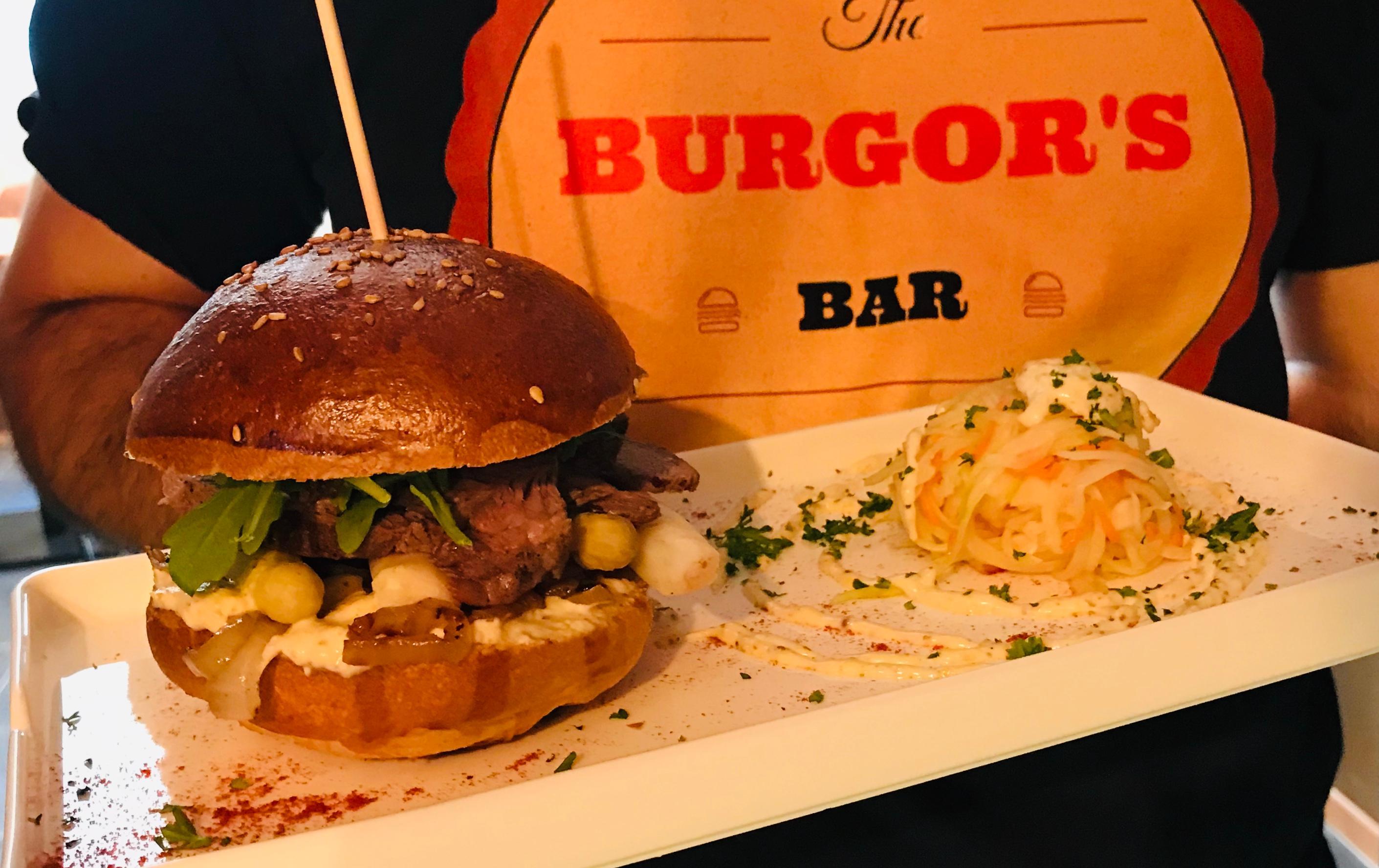The BurGor's Bar
