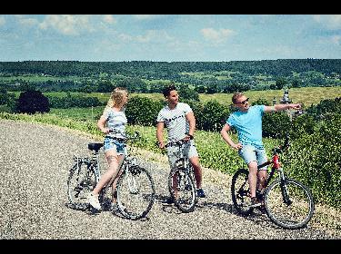 Location de vélos Hombourgeois