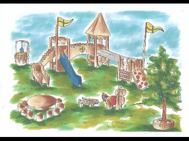 Plaine de jeux du Pré Desonay