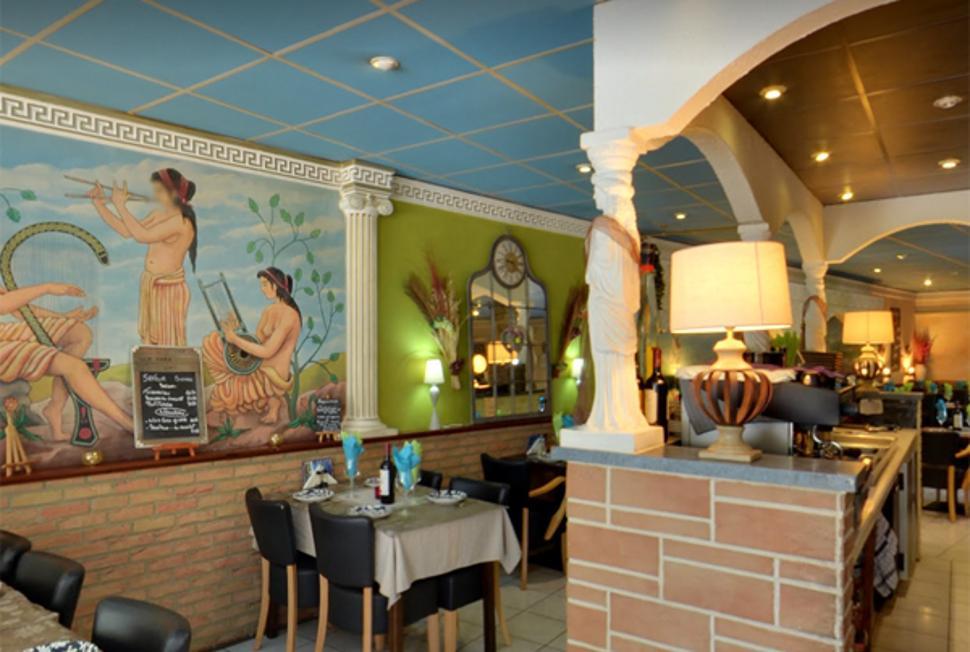 Le Calypso Restaurant à Falisolle