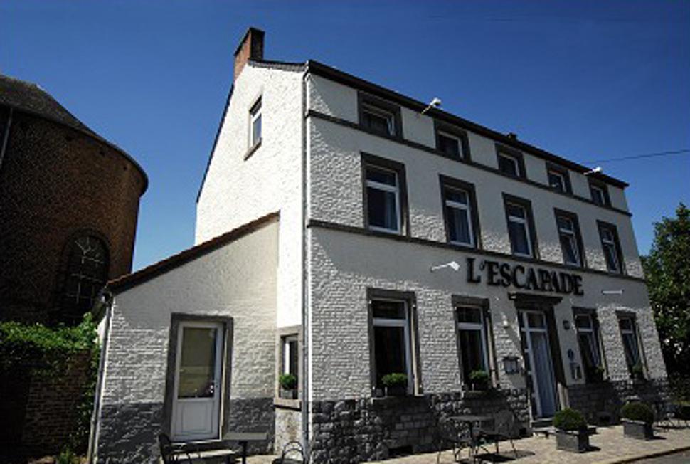 Hôtel L'Escapade à Balâtre - Extérieur