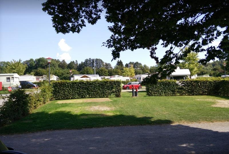 Camping: Les Roches