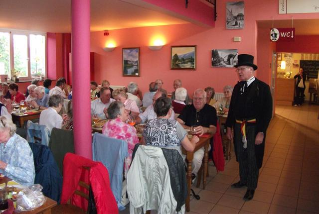 Cafetaria chez Toine - Espace Arthur Masson
