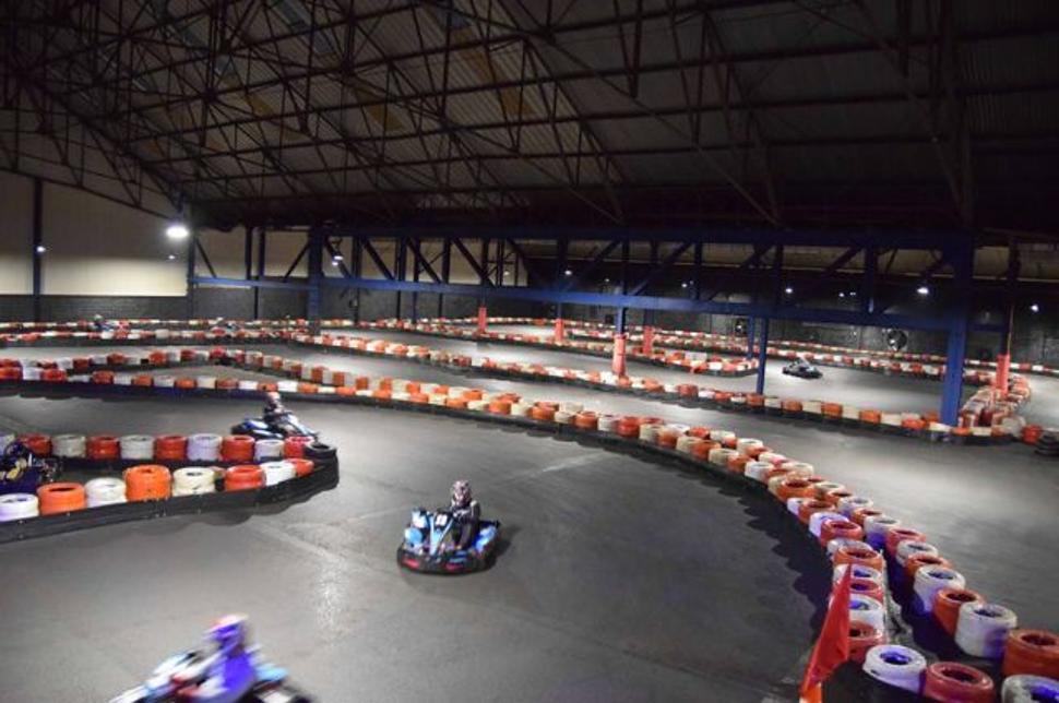 Floreffe - John Martin's Karting