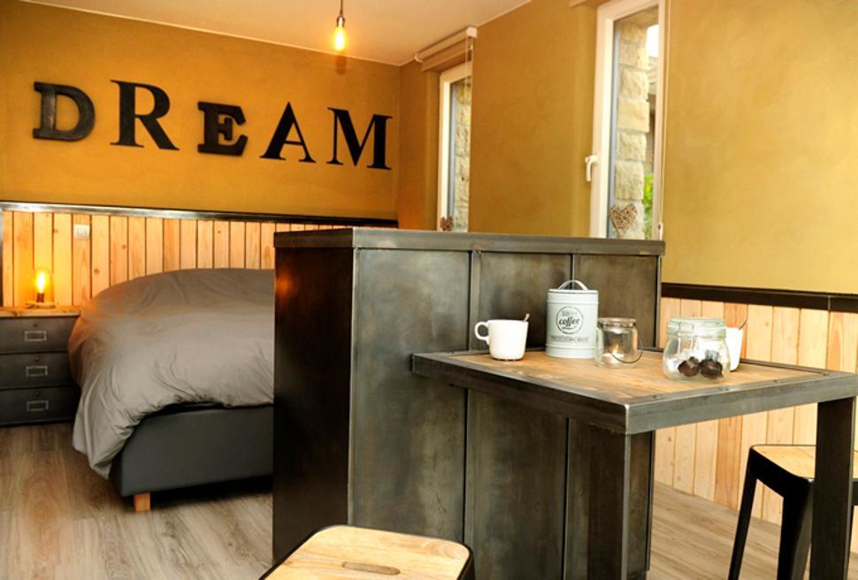 Sur le tige à Hamois - chambre Dream