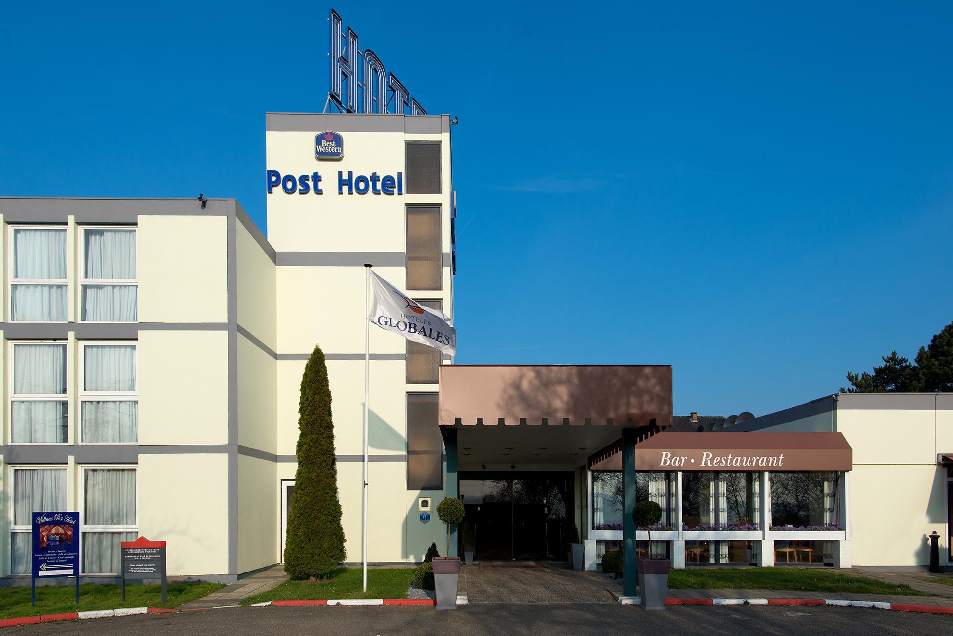 Globales Post Hôtel & Wellness - Herstal - Vue extérieure