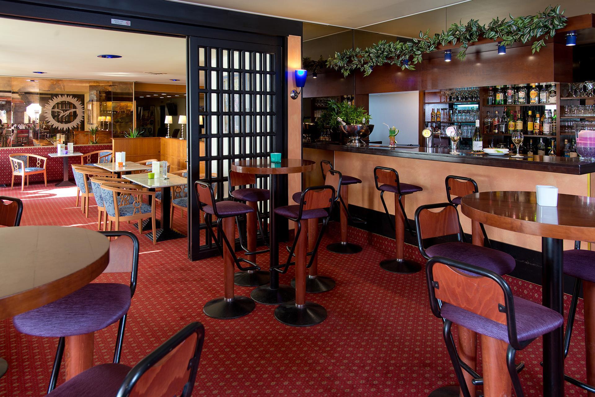 Globales Post Hôtel & Wellness - Herstal - Bar